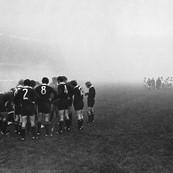 NZ vs East Glamorgan, Cardiff Arms Park, Cardiff, Wales, 1972