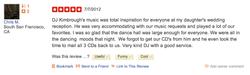 Chris Morello-5-Star-DJ-Kimbrough-Yelp-Review
