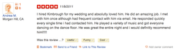 Andrea M-5-Star-DJ-Kimbrough-Yelp-Review