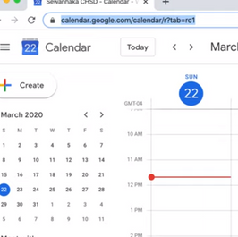 Setup a Recurring Event in Google Calender to Invite Your Students to a Daily Meet