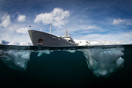 Enigma XK Expedition Yacht