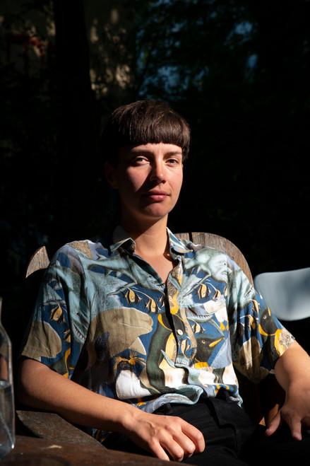 Simone, Artist, Hamburg