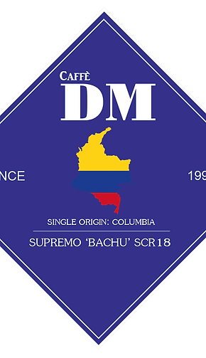 SUPREMO 'BACHUE' SCR 18 1kg