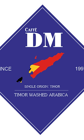 TIMOR WASHED ARABICA 1kg