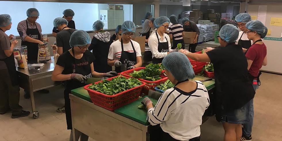 Food Preparation Volunteer