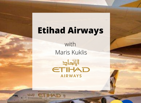 After Lockdown: Etihad Airways