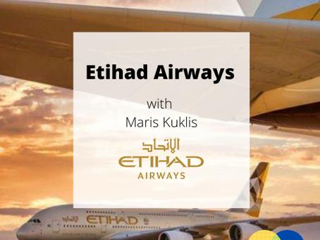 After Lockdown: Etihad Airways