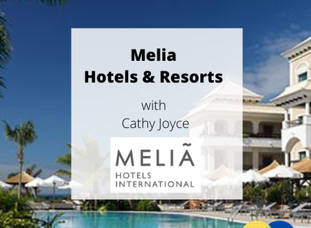 After Lockdown: Melia International Hotels & Resorts