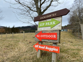 FAM Trip: Activity and adventure in the Highlands.