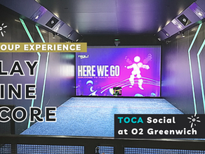 Play, dine and score with TOCA Social