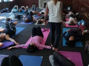 A Planner's Guide: Yoga Events..A Spiritual or Fitness Journey?