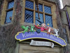 What's New: Room on the broom adds to the magic at Chessington this year.