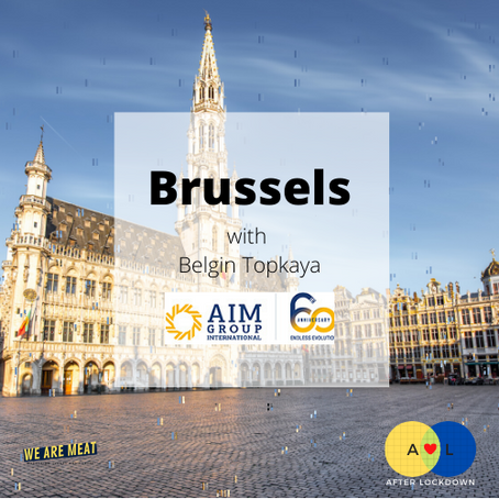 After Lockdown: Brussels