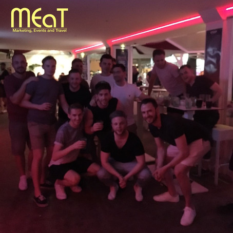 Ibiza Weekender...