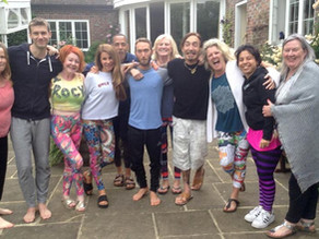 Summer Solstice 2018 - Our Yoga Retreat