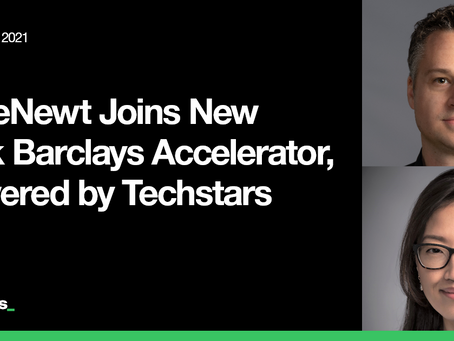 New York Barclays Accelerator, Powered by Techstars Announces Class of 2021
