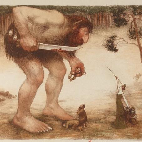 La nuit de l'ogre – Patrick Bauwen