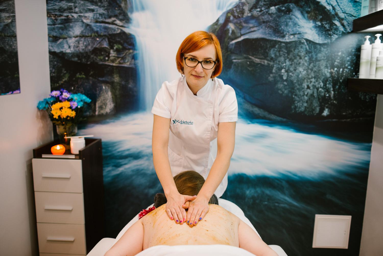 masaż zabieg relaksacyjny