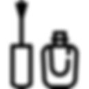 manicure and pedicure logo