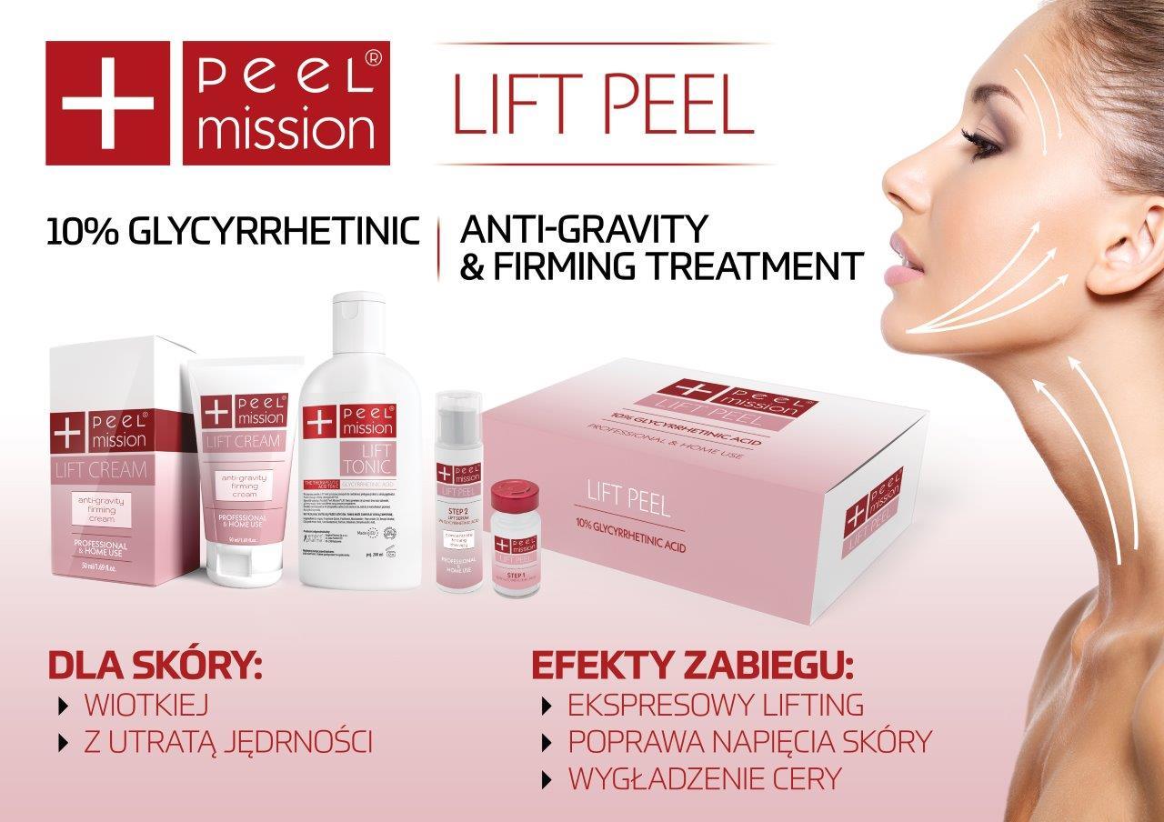 Lift Peel Mission