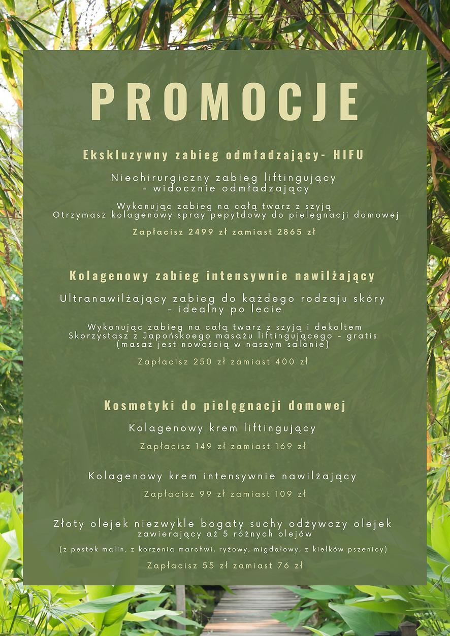 Promocje Kobieteria