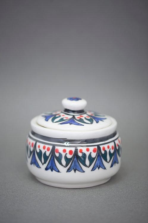 ceramic sugar bowl d1