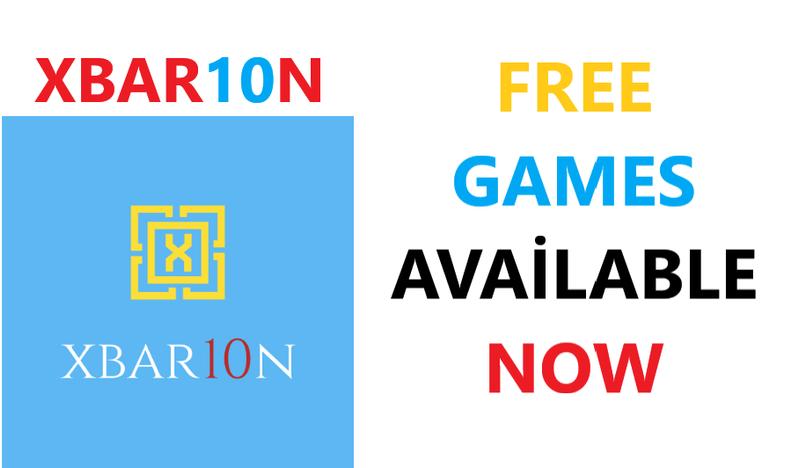 Xbar10n ,Free Game Now Download