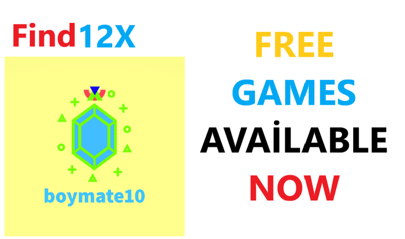 Find12X ,Free Game Now Download