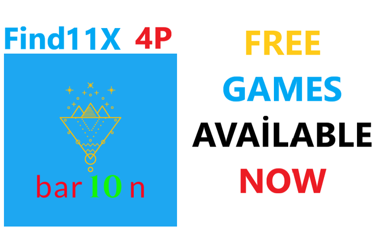 Find11X 4P ,Free Game Now Download