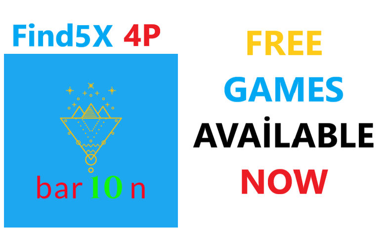 Find5X 4P ,Free Game Now Download