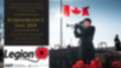 Royal Canadian Legion Remembrance Day Po