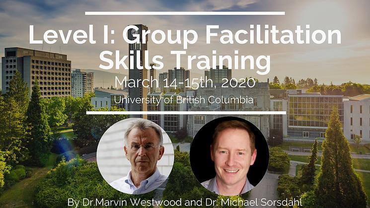 Level I_ Group Facilitation Skills Train