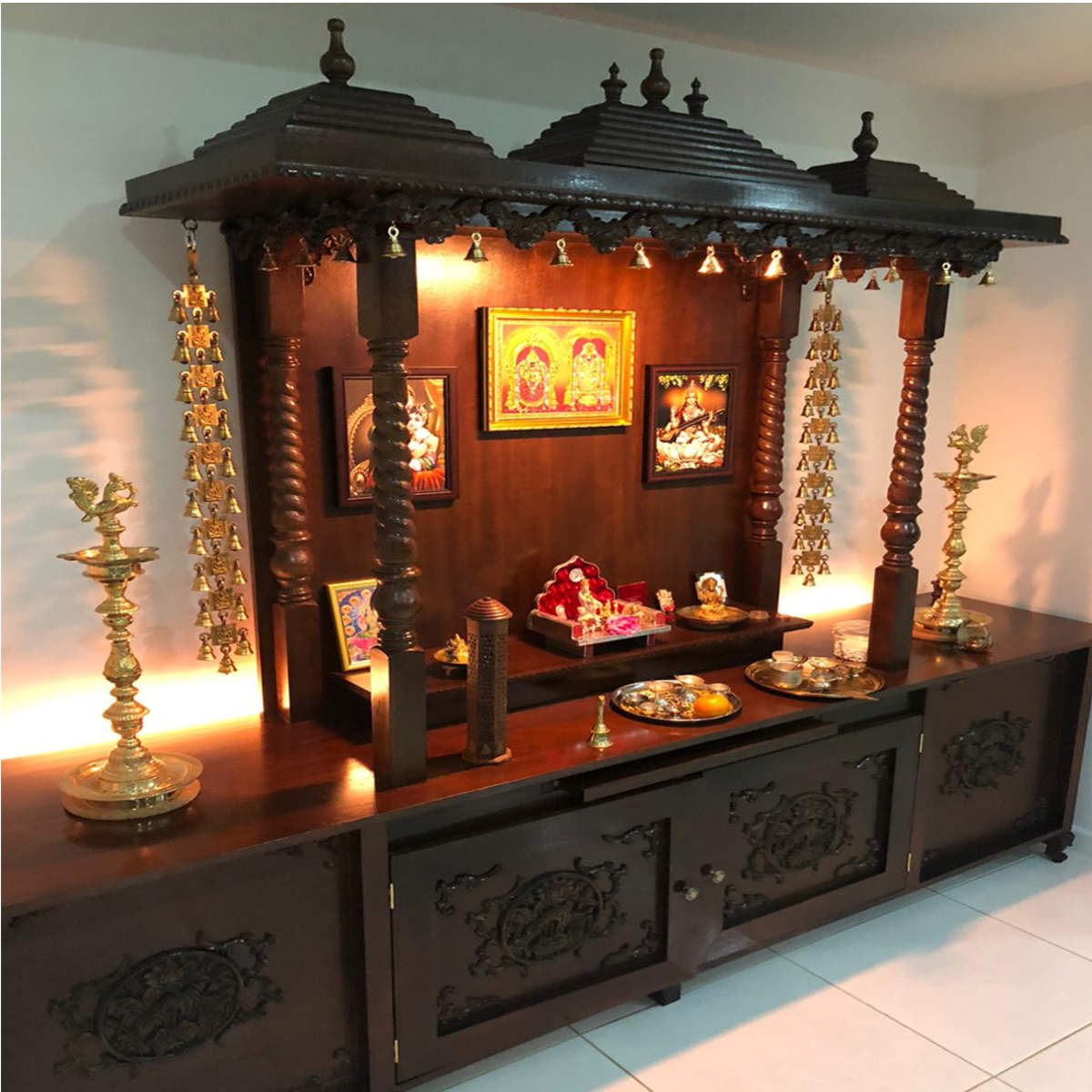 Customer Order Long Temple