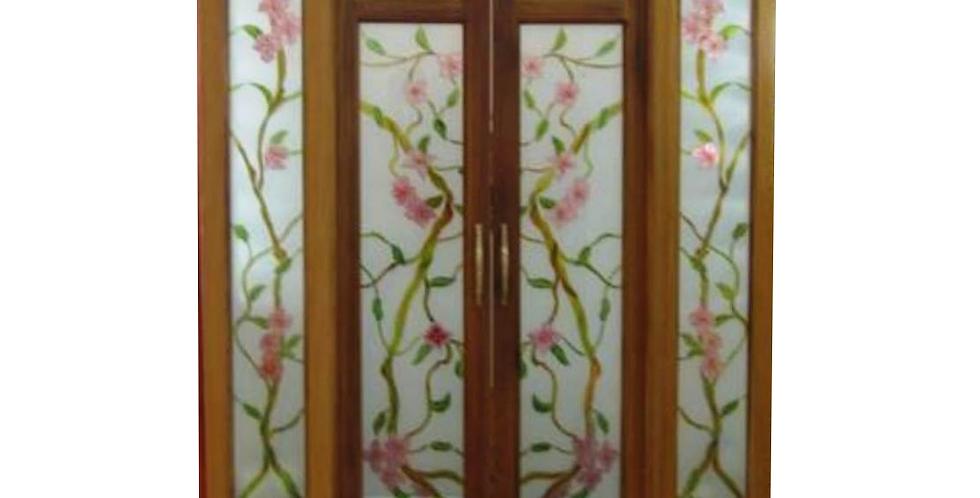 PR09 FLOWER DOORS