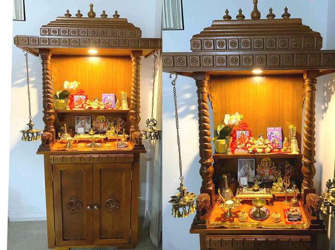 Narrow Temple