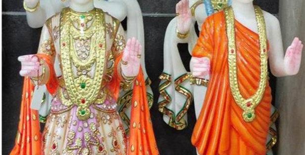 Bhagwan Swaminarayan 15in