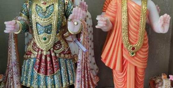 Bhagwan Swaminarayan 24in