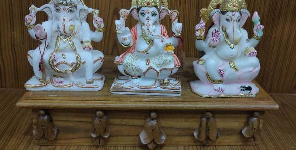 Ganesha Idols 6inch