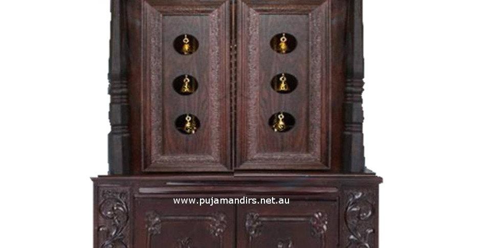 PM02 TWO DOOR BELLS TEMPLE