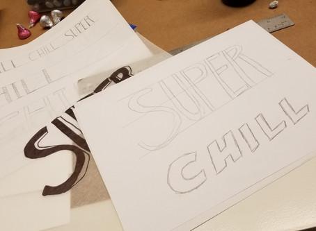Craft Jam Hand Lettering Workshop