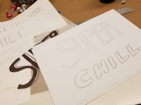 Craft Jam Hand Lettering Workshop