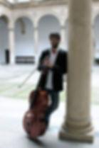 Chema Ramírez Fernández, violonchelo