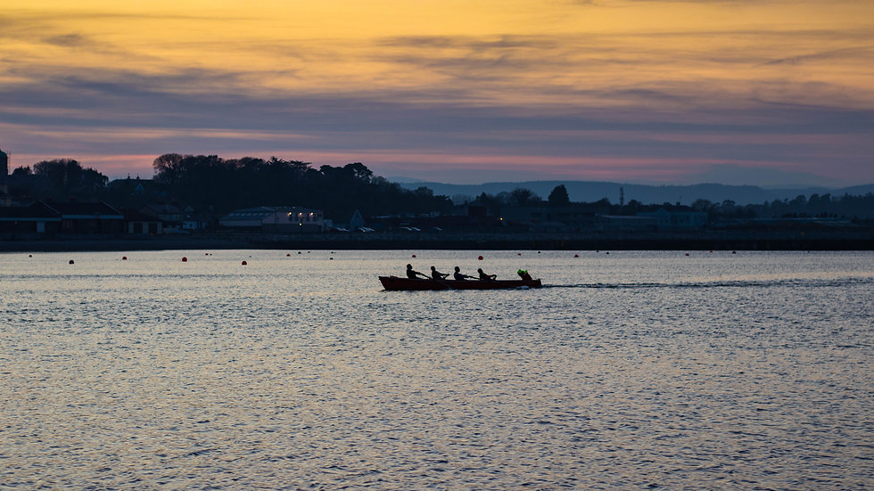 The Rowers
