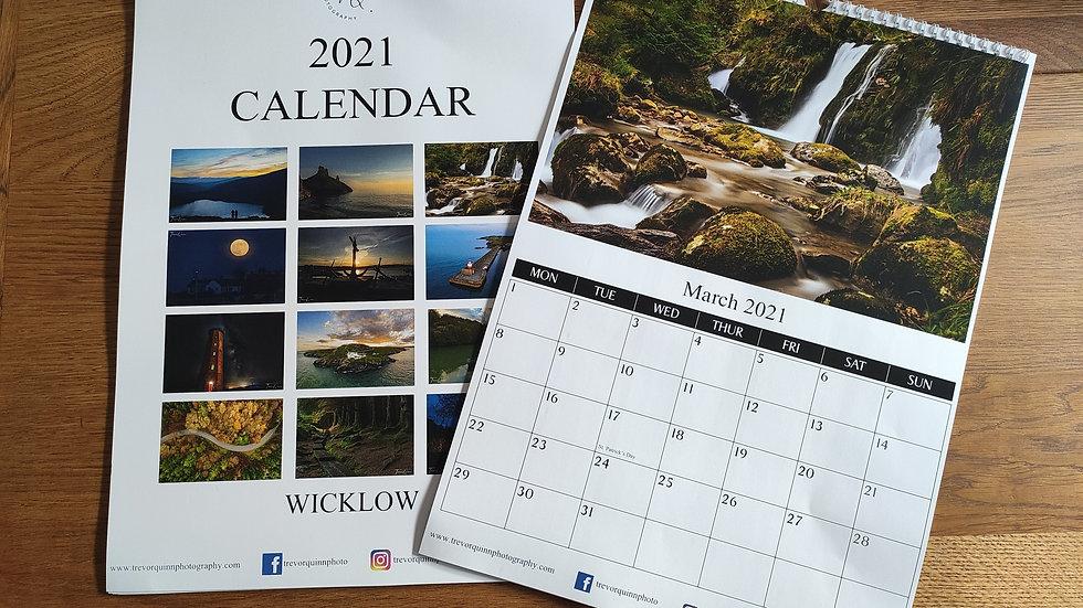Wicklow 2021 Calendar