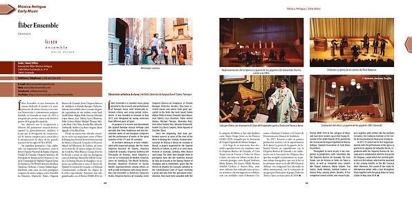 Íliber Ensemble | Libro de Oro de la Música en España 2018-2019