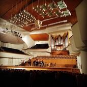Íliber Ensemble en el Palau de la Música de València