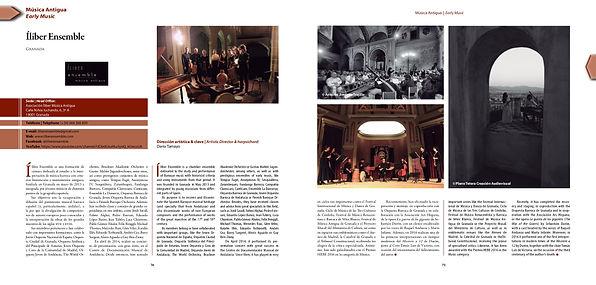 Íliber Ensemble - Libro de Oro de la Música en España 2017-2018