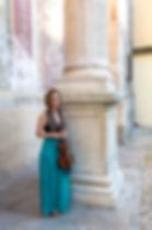 María del Mar Blasco | violín