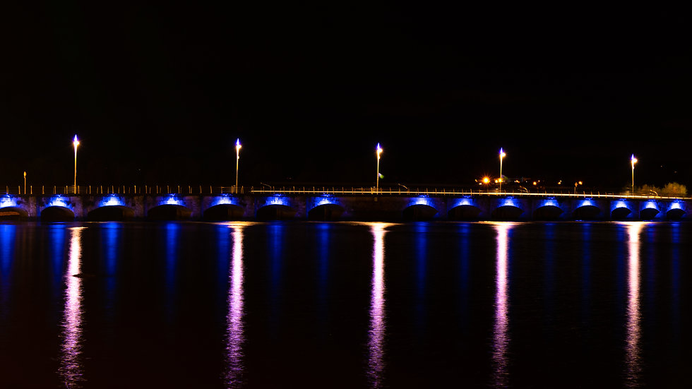 19 Arches Bridge, Arklow