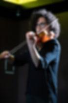 Marina García Magdaleno, violín